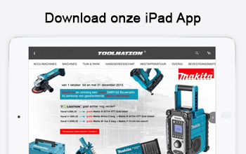 ToolNation iPad App