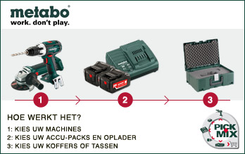 Metabo Pick & Mix