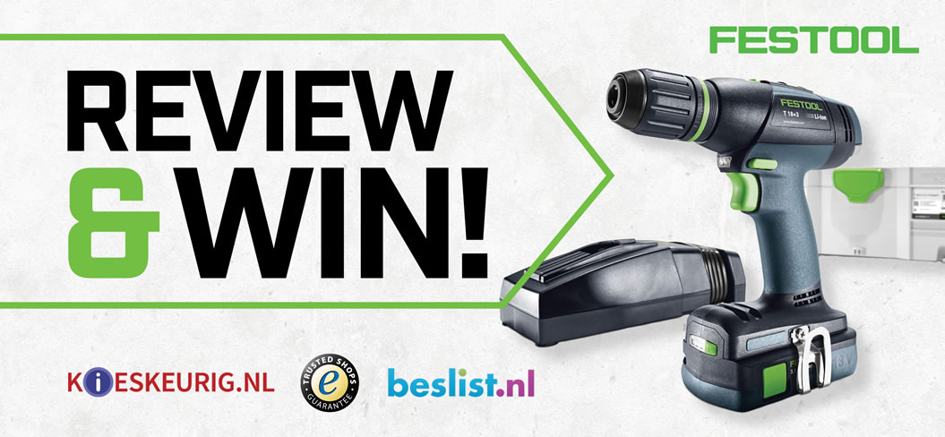 Review en win Festool