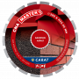 CNAM350400 BAKSTEEN / ASFALT CNA MASTER 350x25,4MM