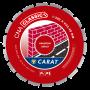 CNAC350400 Diamantzaagblad BAKSTEEN / ASFALT CNA CLASSIC 350x25,4MM