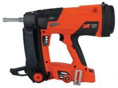 Pulsa 40P+ Gastacker voor de aannemer 15-40 mm + extra zekerheid