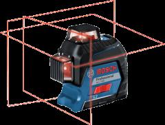 GLL3-80 Professional Kruislijnlaser in koffer 0601063S00