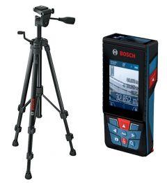 GLM 120 C Laser afstandmeter + BT150 statief 0601072F01