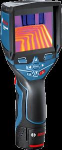 0601083101 GTC 400 C Professional Warmtebeeldcamera 12V 1,5Ah Li-ion