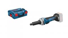 """GGS 18V-23 PLC Professional rechte slijper met veiligheidsschakelaar zonder accu""""s en lader in L-Boxx 0601229200"""