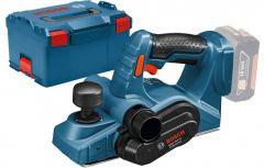 GHO18V-Li Accu Schaafmachine Solo zonder accu's en lader in L-Boxx 06015A0300 + 5 jaar dealer garantie!