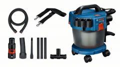 GAS 18V-10 L Accustofzuiger 18V excl. accu's en lader + accessoireset 06019C6302