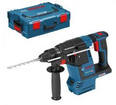 GBH 18V-26 Combihamer 18V excl. accu's en lader in L-Boxx 0611909001 + 5 jaar dealer garantie!