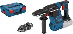 GBH 18V-26 F Combihamer 18 Volt excl. accu's en oplader in L-Boxx 0611910001 + 5 jaar dealer garantie!