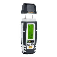 Dampmaster Compact Pro Bluetooth voor meting van Materiaalvocht met DampExtension Compact set