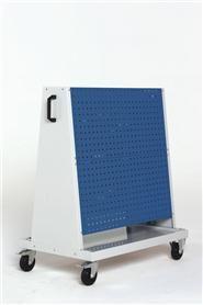 Perfo Mobil 1000x650x1200 RAL 7035 3004