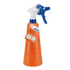 Huishoudelijke verstuiver-750 ml-PE oranje-kunststof spuitmond