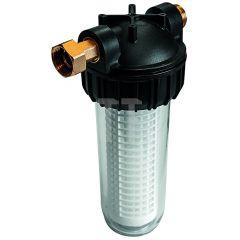 115609R Fijnfilter met inzetfijnfilter 90 μm, uitwasbaar, met groot vuilreservoir voor Rems Multi-Push