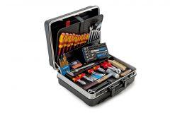 """8064810 S87 VDE-120.02M 87-delige VDE starterset """"Elektromonteur"""" in koffer"""