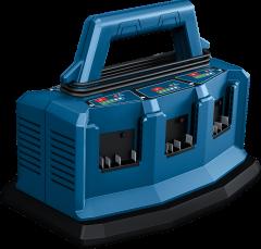 GAL 18V6-80 Professional Oplader 14,4 - 18V voor 6 accu's
