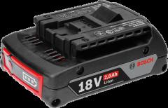 1600Z00036 Accu GBA 18 V 2,0 Ah M-B Professional