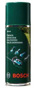 Verzorgingsspray Spuitbus 250 ml voor heggenschaar, grasmaaier etc.