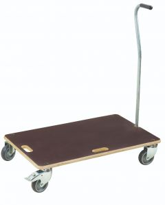 18114370 Handig hondje - transport trolley XL / incl trekstang - 200 kg