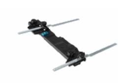 Geleiderail adapter set