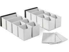 201124 Inzetbakjes en vakverdelers voor Festool SYS-Combi 2, 3 en SYS 4 TL-SORT/3 Sortainer