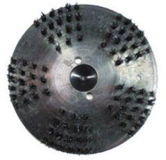 RVS staalborstel middel 200mm