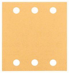 Schuurvel C470 Best for wood and paint 115x107mm Korrel 180 10 stuks