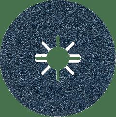 X-LOCK Fiberschuurschijf Best for Metal 125 mm K60 2608619161