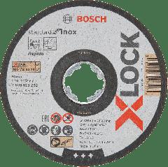 X-LOCK Doorslijpschijf Standard for Inox 125 mm WA 60 T BF