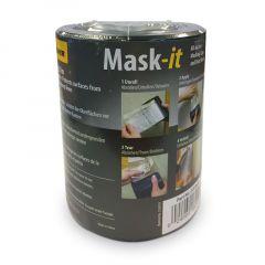 Masking tape met dispenser 0,55 x 21 mtr