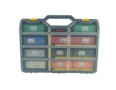 34550 Uitvulplaatjes Assortimentskoffer