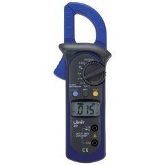 LI21 Digitale multi- en ampèremeter met klem