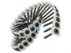 Bandschroef 3,9 x 25 Fijne draad Metal Stud 1000 Stuks