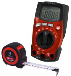 Multipower 3.6 Compact multimeter + Rolband