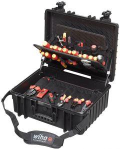 Professional Koffer voor elektro-installateurs 80-delig