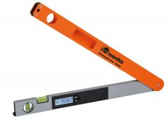Winkeltronic 600 mm Digitale hoekwaterpas met hoes
