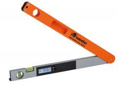 Winkeltronic 750 mm Digitale hoekwaterpas met hoes
