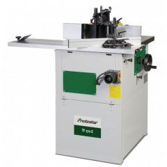 TF170E Tafelfreesmachines Toupie 1,5 kW 230 Volt