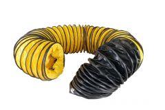 Flexibele Hittebestendige slang Ø305MM X 7,6M