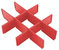 Verdelers voor de packout toolboxen met 3 lades 4932479104