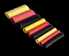 Krimpkousjes, 3-12 mm 5000208