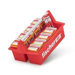 552947 MobiBox gevuld met nagelpluggen en boren