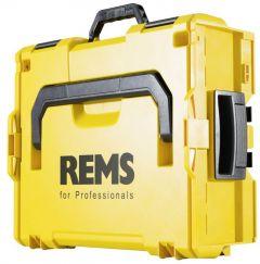 L-Boxx met inlage voor Rems minipress