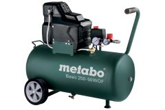 Metabo Basic 250-50 W OF Compressor 50Ltr