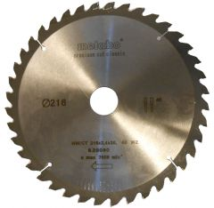 Cirkelzaagblad 216x30x40 Precision Cut Classic voor KS216M en KGS216M