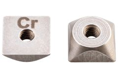 2 omkeerbare beitels voor SCV 18 LTX BL 1.6 Staal tot 800N/MM2 630241000