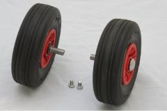 E-Powerbarrow support wielen NML - Flex Pro 2 stuks