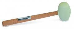 Rubber Hamer Wit 500 gram Rond