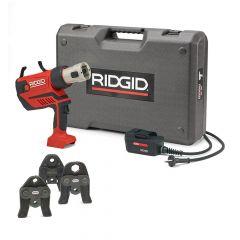 RP350-C Kit Standaard 12 - 108 mm basis set Perstang 230V + 3 bekken V 15-18-22