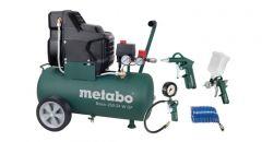 Basic 250-24 W OF SET Compressor 24ltr